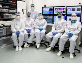 High Energy Slab Lasers group, led by Dr. Martin Divoký